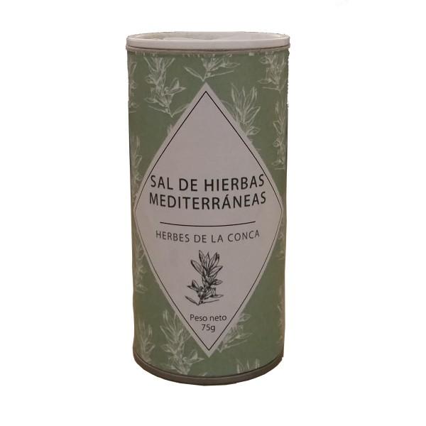 Sal de hierbas mediterráneas (Salero)