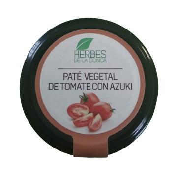Paté vegano de Tomate