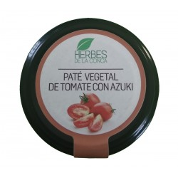 Paté vegetal de tomate con azuki (110g)