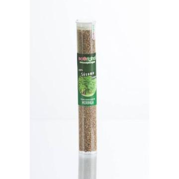 Sésamo ecológico caramelizado con moringa