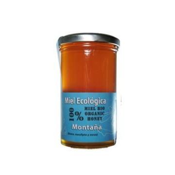 Miel Ecológica Cruda Montaña 375g.