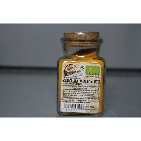 Curcuma Molida Bio (85g)