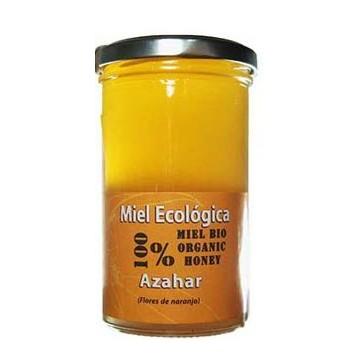 Miel Ecológica Cruda Azahar 375g.