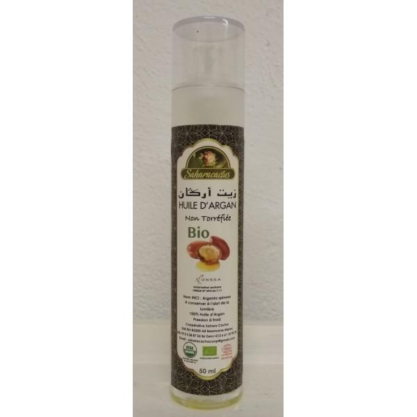 Aceite de Argán para uso cosmético (50ml)