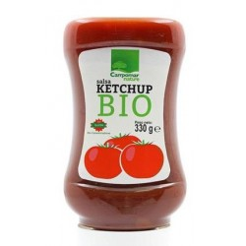 Salsa Ketchup Natural Bio 330g
