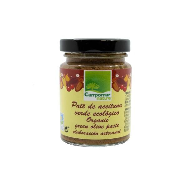 Paté de Aceituna Verde Eco 80g