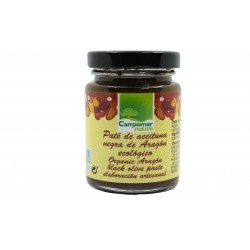 Paté de Aceituna Negra Eco 80g