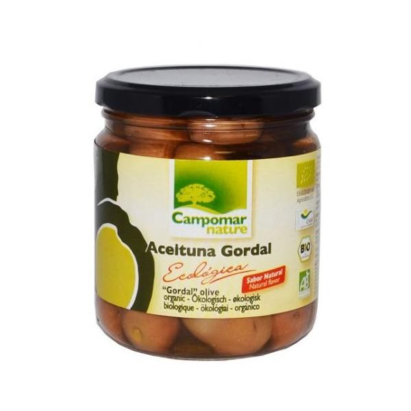 Aceituna Gordal Sabor Natural Eco 350g