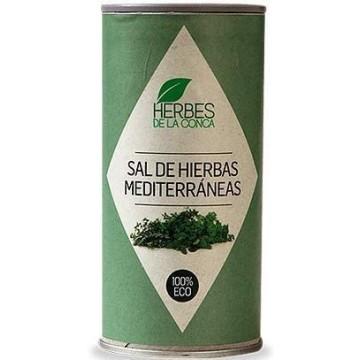 Sal de hierbas mediterráneas - Salero,75g