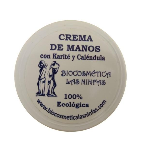 Crema de Manos Ecológica 50ml