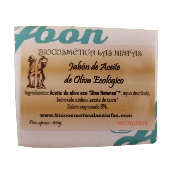 Jabón de Aceite Ecológico 100g